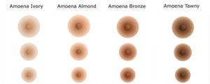 Amoena Nipple Prostheses
