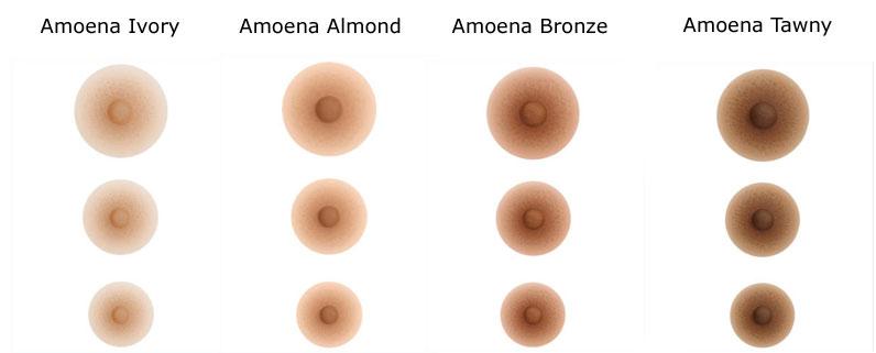 Colors Of Nipples 57