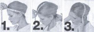 wig measuring