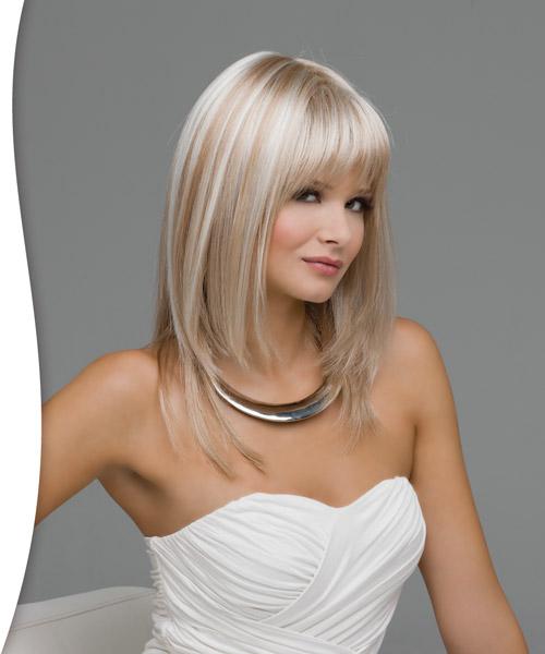 Natural Looking Light Blonde Hair